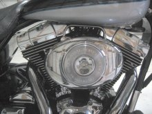 Harley Davisdon Australia: 98 Road King Motorcycle Engine