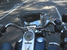 Australian Harley Davidson Australia: Riding my Road King