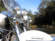 Harley Davidson Australia: 2009 Road King Picture